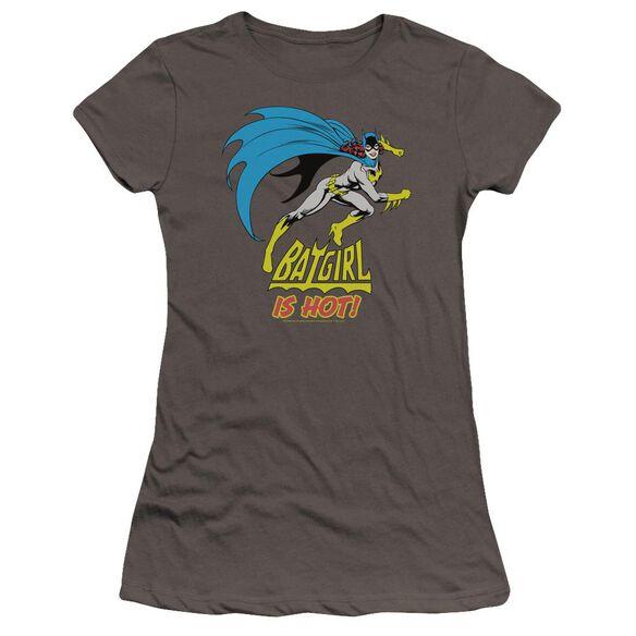 Dc Batgirl Is Hot Premium Bella Junior Sheer Jersey