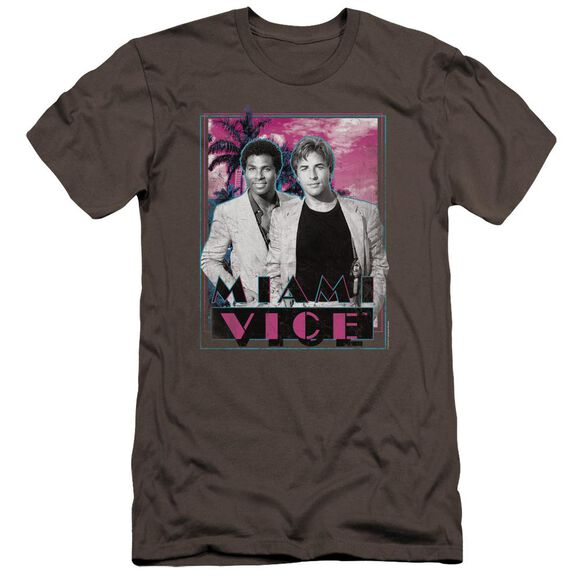 Miami Vice Gotchya Premuim Canvas Adult Slim Fit