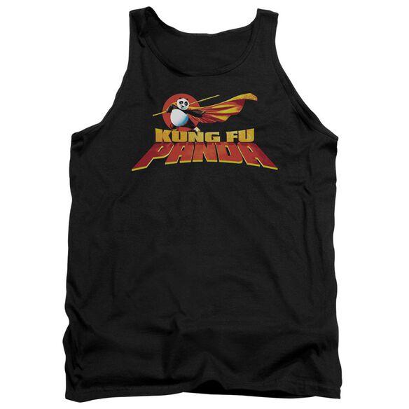 Kung Fu Panda Logo Adult Tank