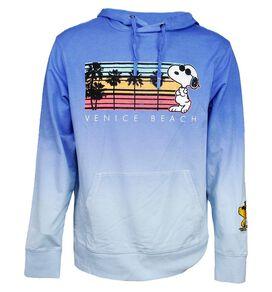 Snoopy Venice Beach Ombre Hoodie