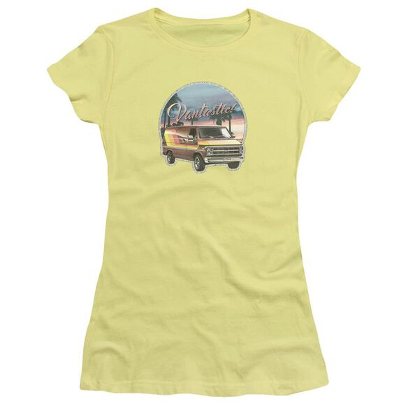 Gmc Vantastic Short Sleeve Junior Sheer T-Shirt