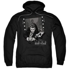 Dean Picture New York Adult Pull Over Hoodie