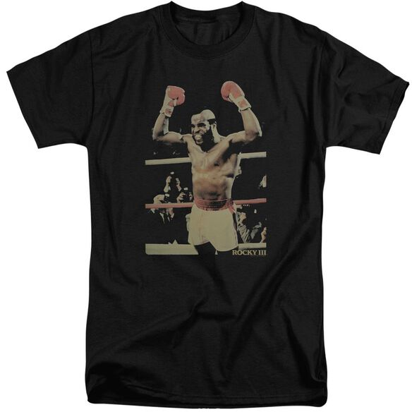 Rocky Iii Clubber Short Sleeve Adult Tall T-Shirt
