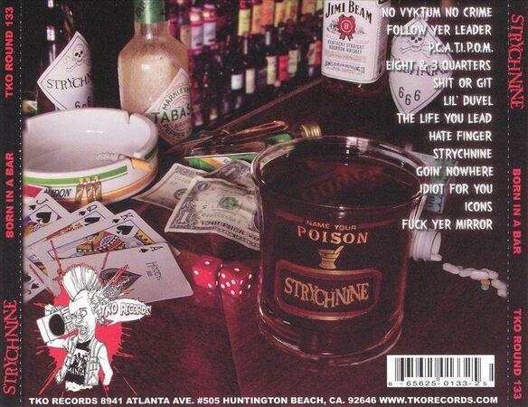 Born In A Bar 0406