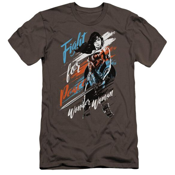 Wonder Woman Movie Fight For Peace Hbo Short Sleeve Adult T-Shirt
