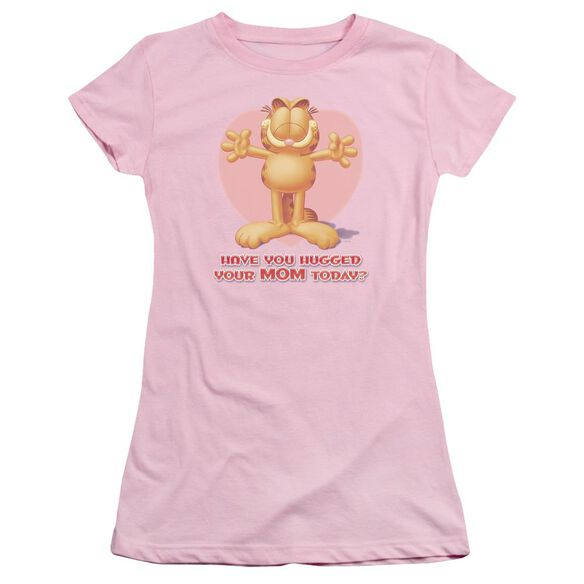 Garfield Have You Short Sleeve Junior Sheer T-Shirt