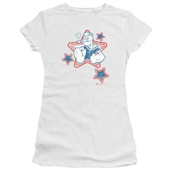 Popeye Stars Premium Bella Junior Sheer Jersey