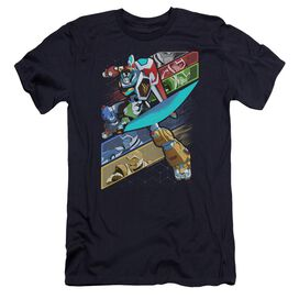 Voltron Crisscross Hbo Short Sleeve Adult T-Shirt