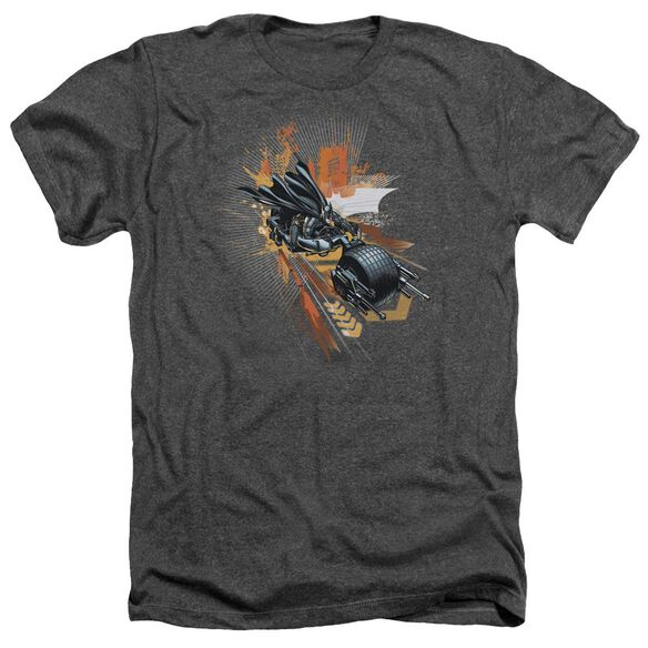 Dark Knight Rises Batpod Adult Heather