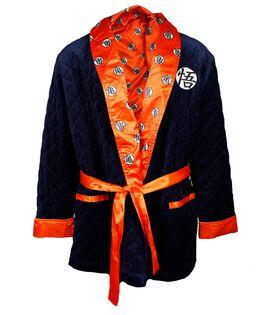 Dragon Ball Z Goku Dragon Smoking Jacket