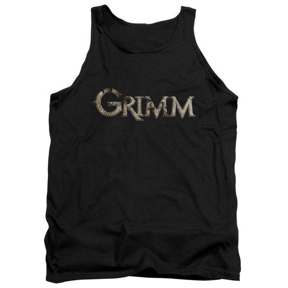 Grimm Logo Adult Tank