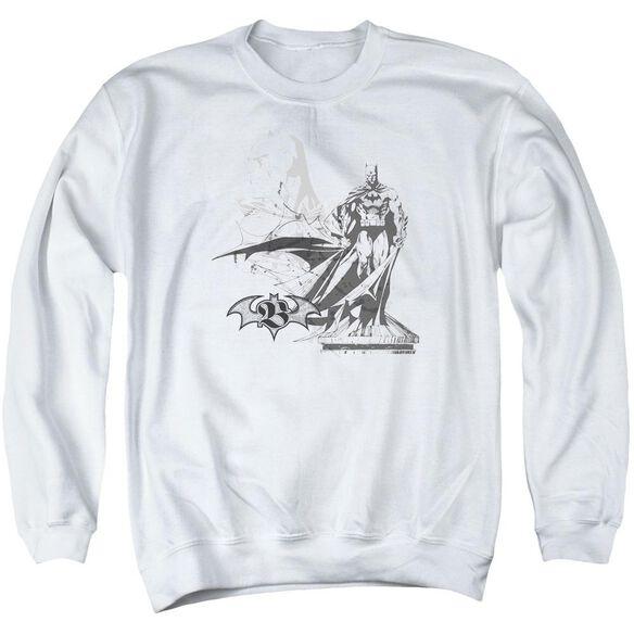 Batman Overseer Adult Crewneck Sweatshirt