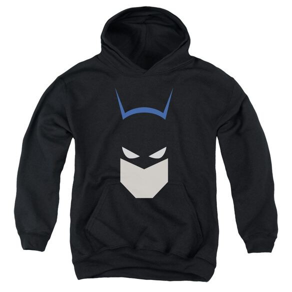 Batman Bat Head Youth Pull Over Hoodie