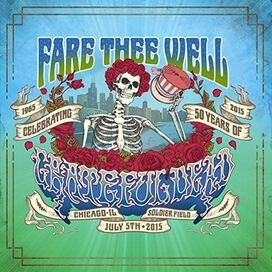 The Grateful Dead - Fare Thee Well [4CD/2BR]
