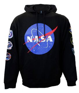 NASA Patches Hoodie