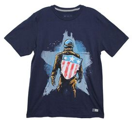 Russell - Captain America T-Shirt