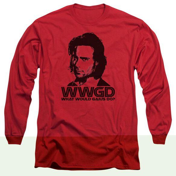 Bsg Wwgd Long Sleeve Adult T-Shirt