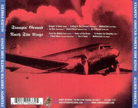 Stampin' Ground/North Side Kings - Allied Forces [split]