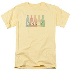 DUBBLE BUBBLE VINTAGE - S/S ADULT 18/1 - BANANA T-Shirt