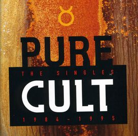The Cult - Pure Cult The Singles