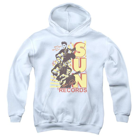 Sun Tri Elvis Youth Pull Over Hoodie