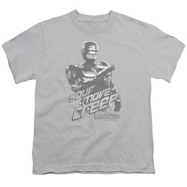 Robocop Your Move Creep Short Sleeve Youth T-Shirt