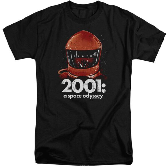 2001 A Space Odyssey Space Travel Short Sleeve Adult Tall T-Shirt