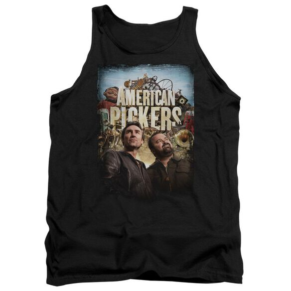 American Pickers Picker Poster Adult Tank