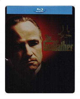 Godfather [Limited Edition Blu-ray Steelbook]