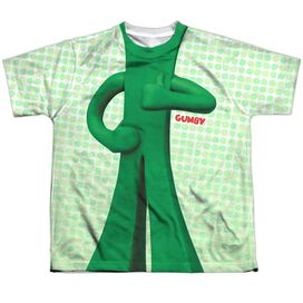 Gumby Gumb Me Sub Short Sleeve Youth Poly Crew T-Shirt