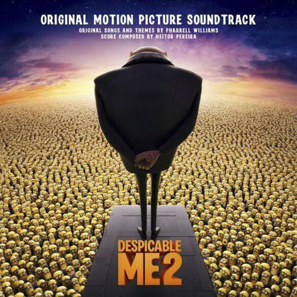 Despicable Me 2 [With Movie Money] [4K Ultra HD Blu-ray]