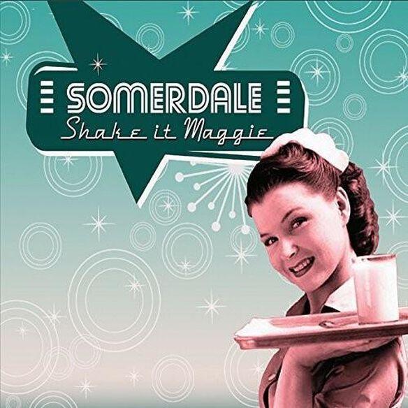 Shake It Maggie (Cdrp)