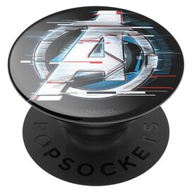 PopSockets Swappable PopGrip [Avengers Logo]