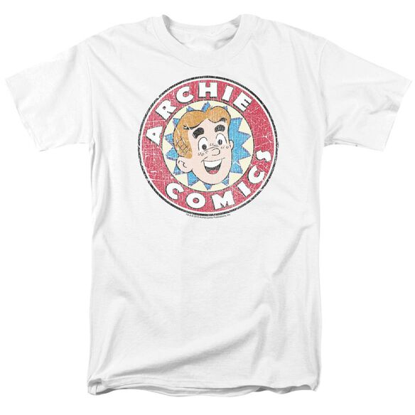 Archie Comics Archie Comics Short Sleeve Adult White T-Shirt