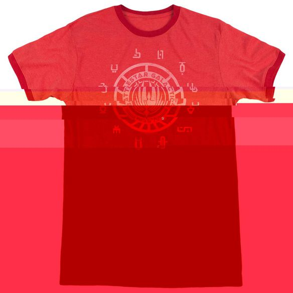 Bsg Colonies - Adult Heather Ringer - Red