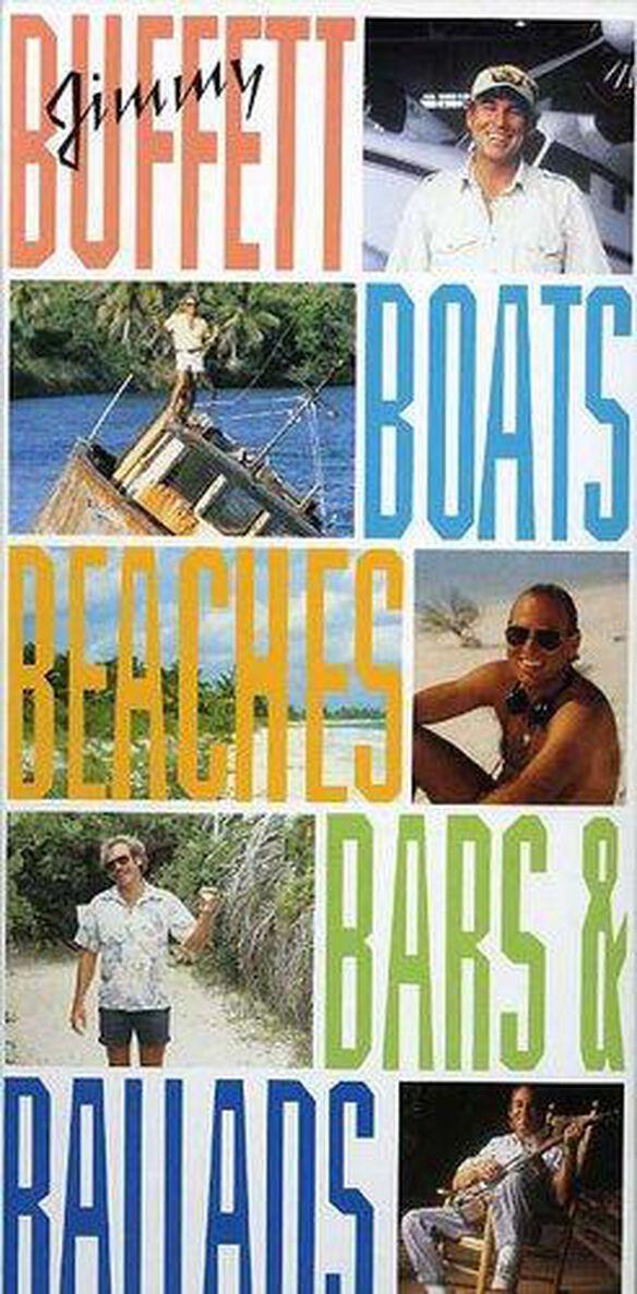 Boats Beaches Bars & Ballads