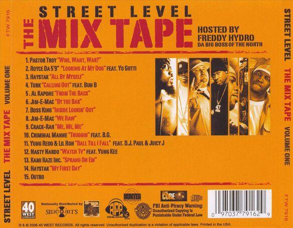 Mix Tape V1 1105