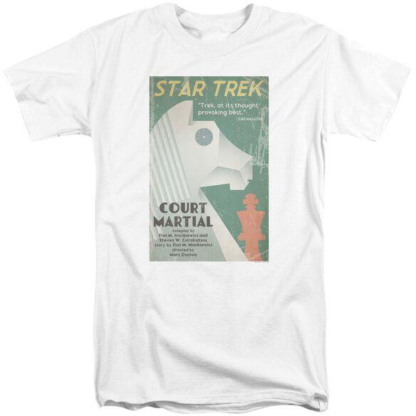 Star Trek Tos Episode 20 Short Sleeve Adult Tall T-Shirt
