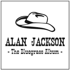 Alan Jackson - Bluegrass Album