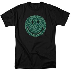 Smiley World Purrfect Face Short Sleeve Adult T-Shirt