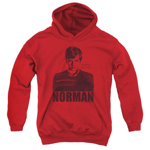 Bates Motel Norman Youth Pull Over Hoodie