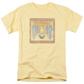 Journey Look Cover Short Sleeve Adult T-Shirt