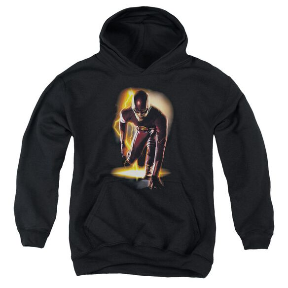 The Flash Ready Youth Pull Over Hoodie