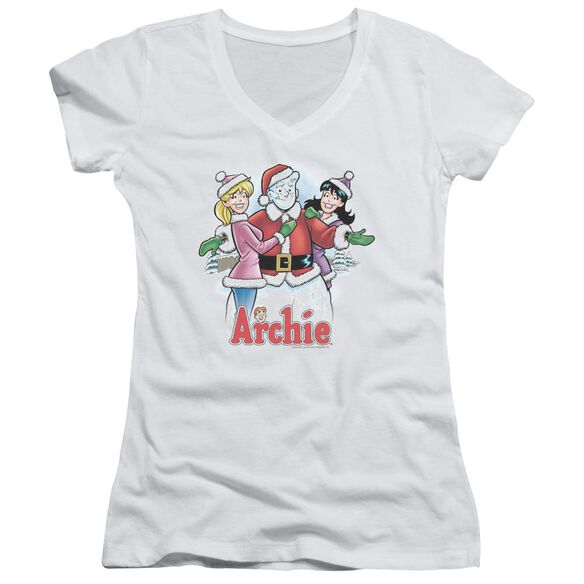 Archie Comics Cover 223 Junior V Neck T-Shirt