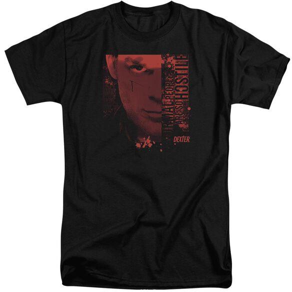 Dexter Normal Short Sleeve Adult Tall T-Shirt