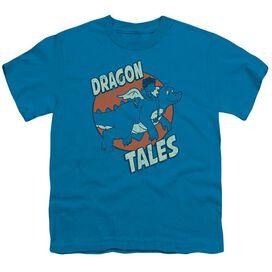 Dragon Tales Flying High Short Sleeve Youth T-Shirt