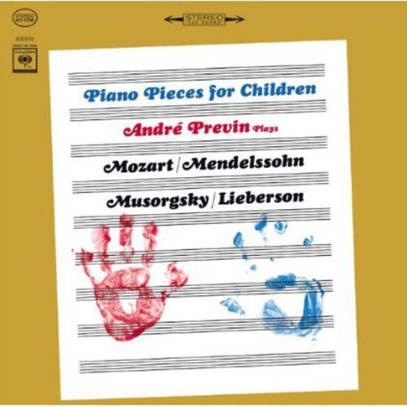 Andre Previn - Piano Pieces for Children