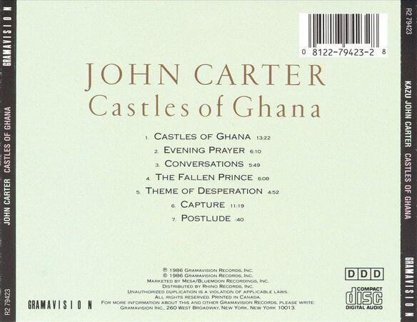 Castles Of Ghana 1089