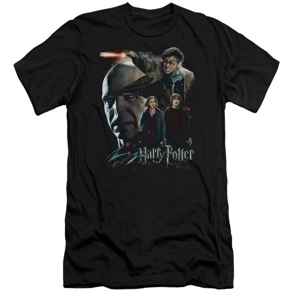 Harry Potter Final Fight Hbo Short Sleeve Adult T-Shirt