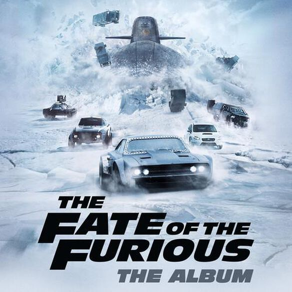 Fate Of The Furious: The Album / Various (Dlcd)